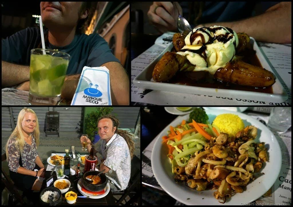 Dinner Rio de Janeiro