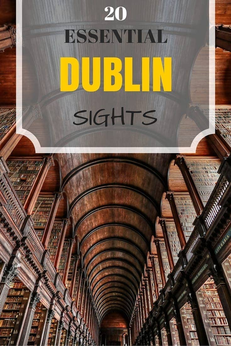 Everything you need to know about spending time in Dublin, with suggested sights, ideas for getting around and accommodation.
