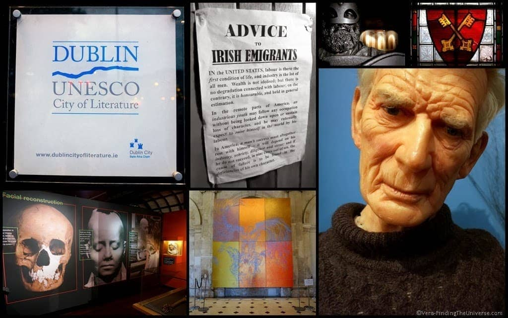 Dublin Museums Collage