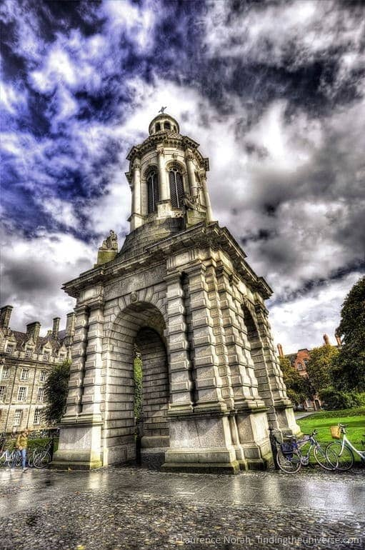Dublin Trinity college HDR PPS scaled