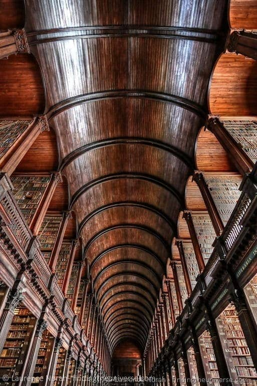 Long room library book of kells_scaled