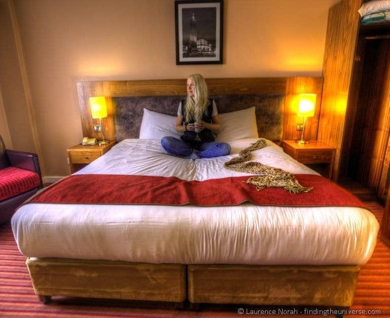 Maldron Hotel Room Dublin