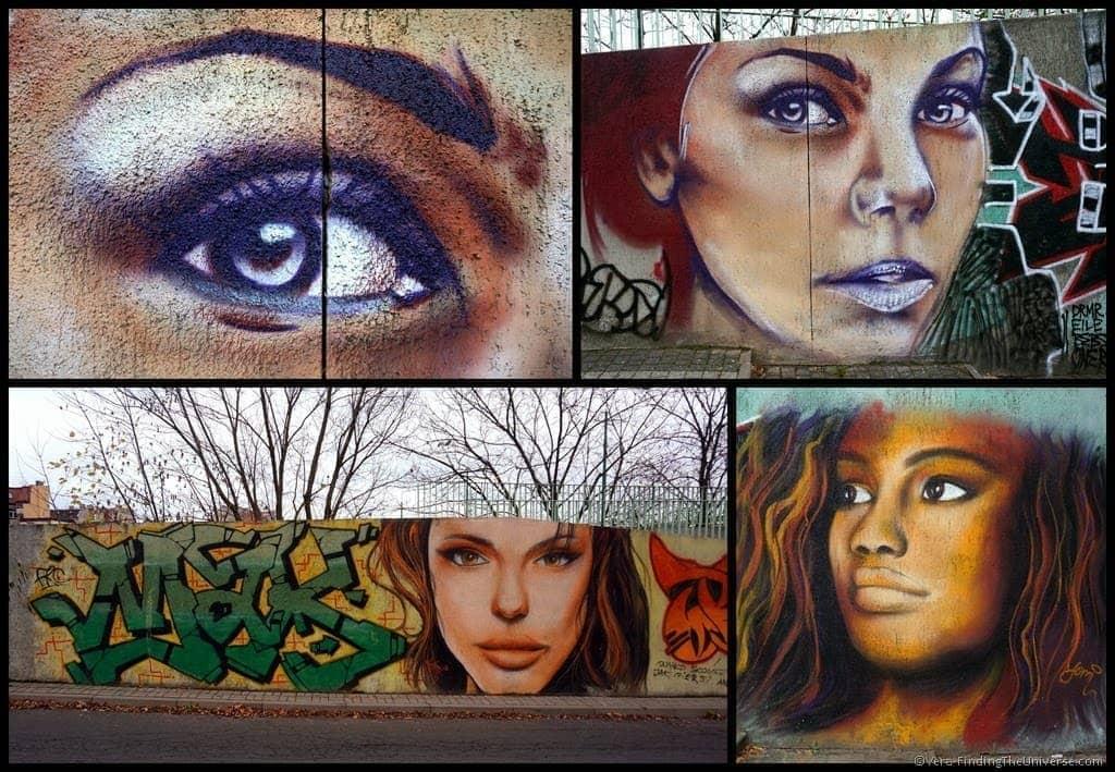 Girls, Girls, Girls - Street Art Poznan