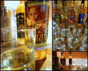 I tasted Whiskey and I liked it