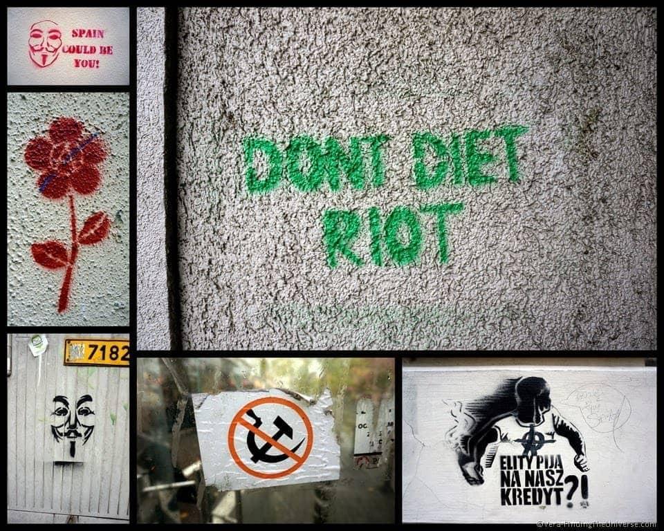 Political Street Art Poznan