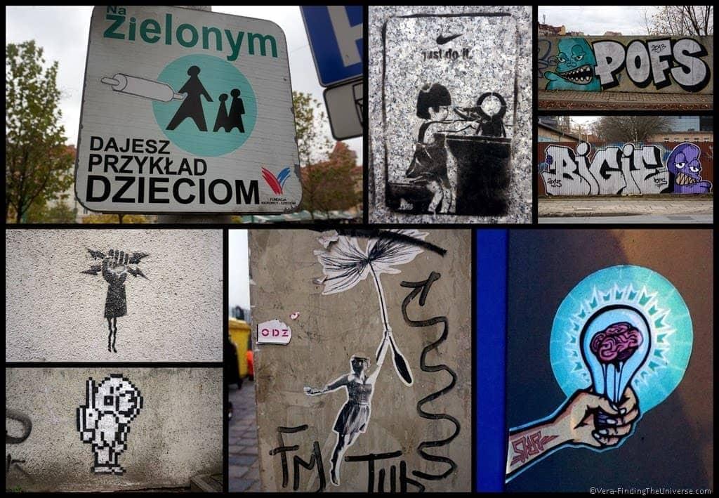 Various Street Art Poznan