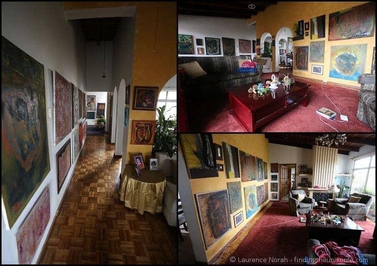 Banos and Quito