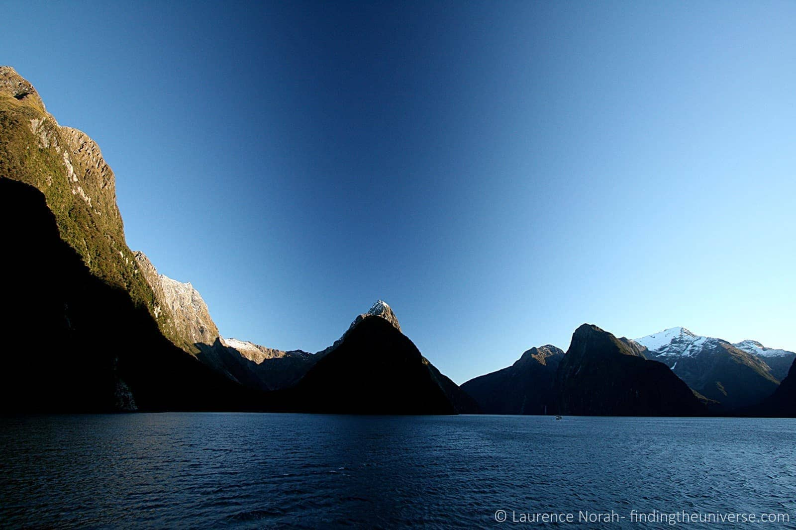 Milford Sound New Zealand scaled