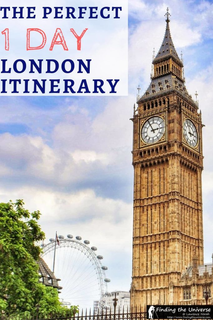 One day in london what to do in london in a day finding the universe an itinerary and planning guide for spending 1 day in london including all the top solutioingenieria Image collections
