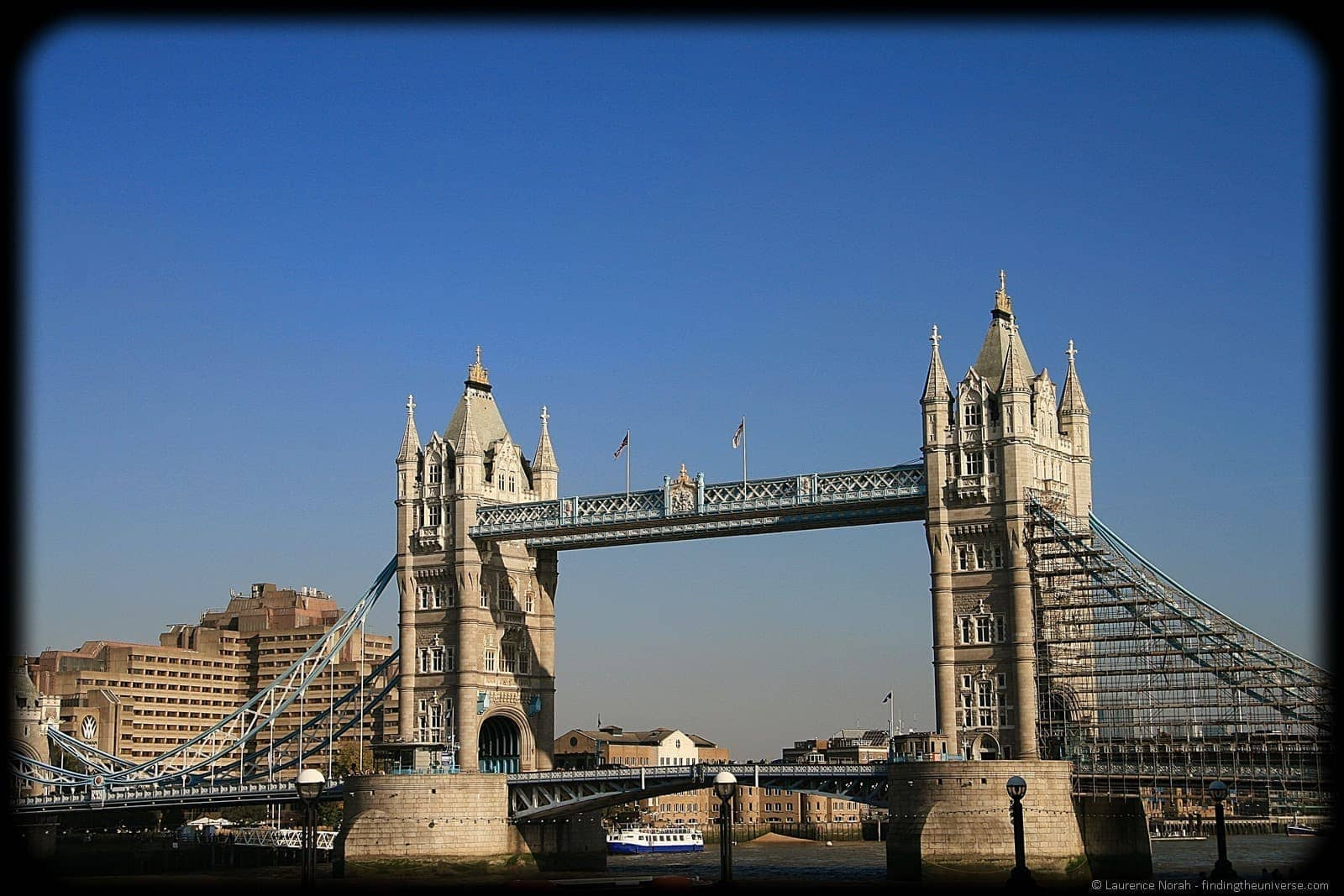 1 day in London Itinerary - Tower bridge london