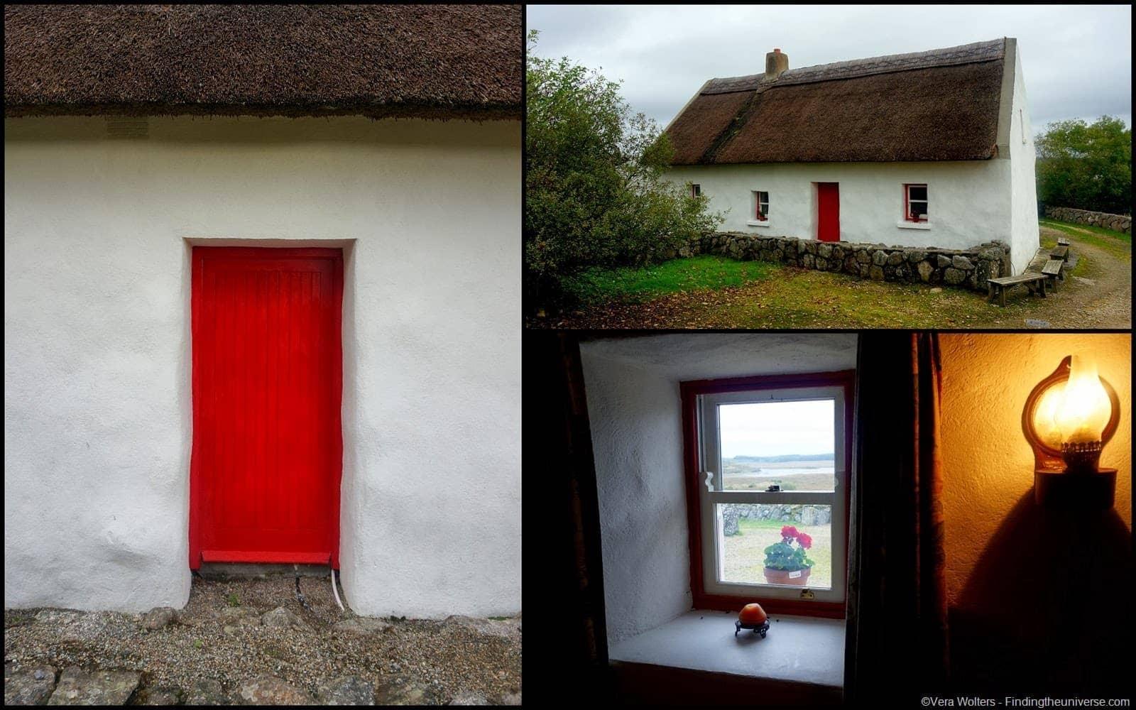 Cnoc Suain - White Cottage