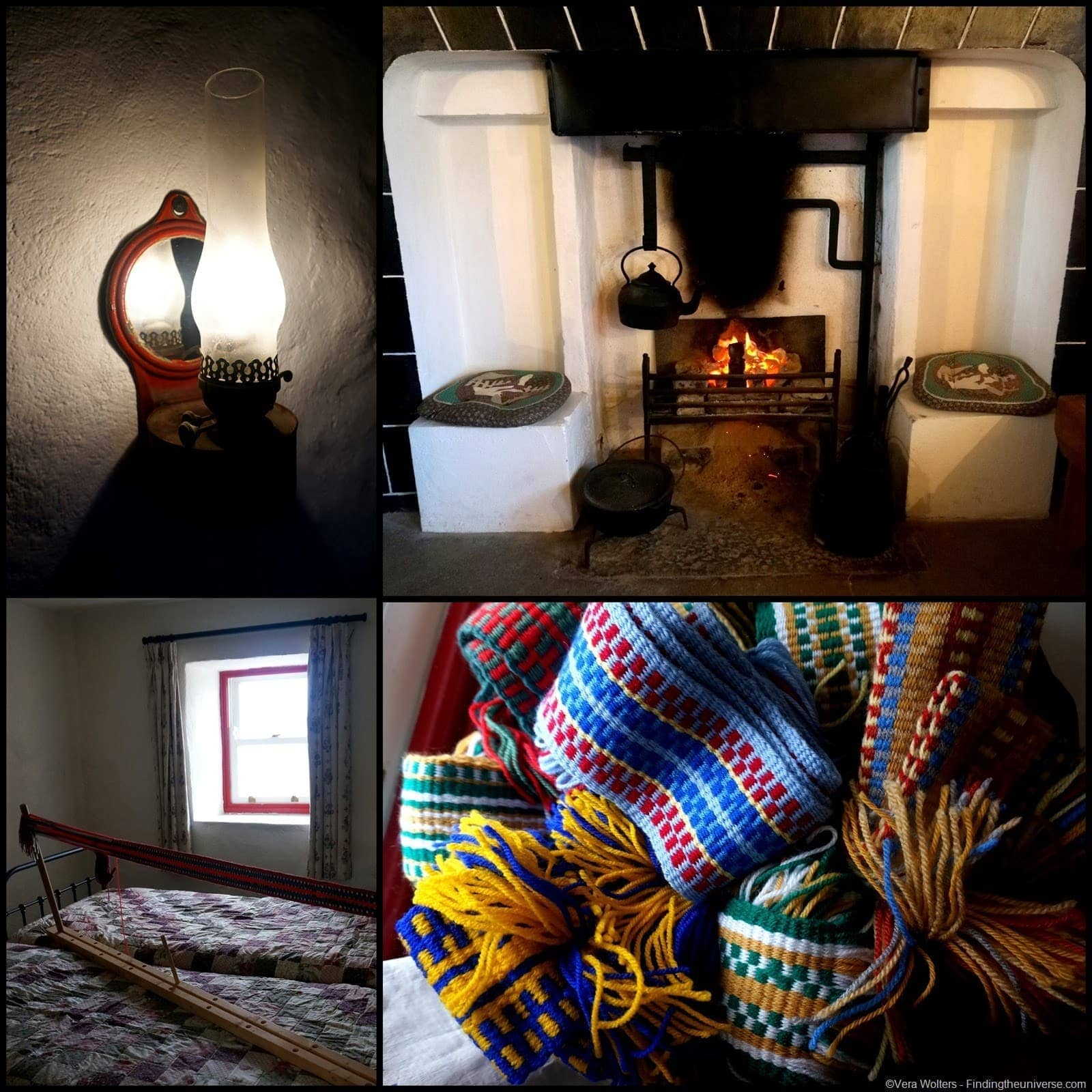 Inside Cottage Cnoc Suain