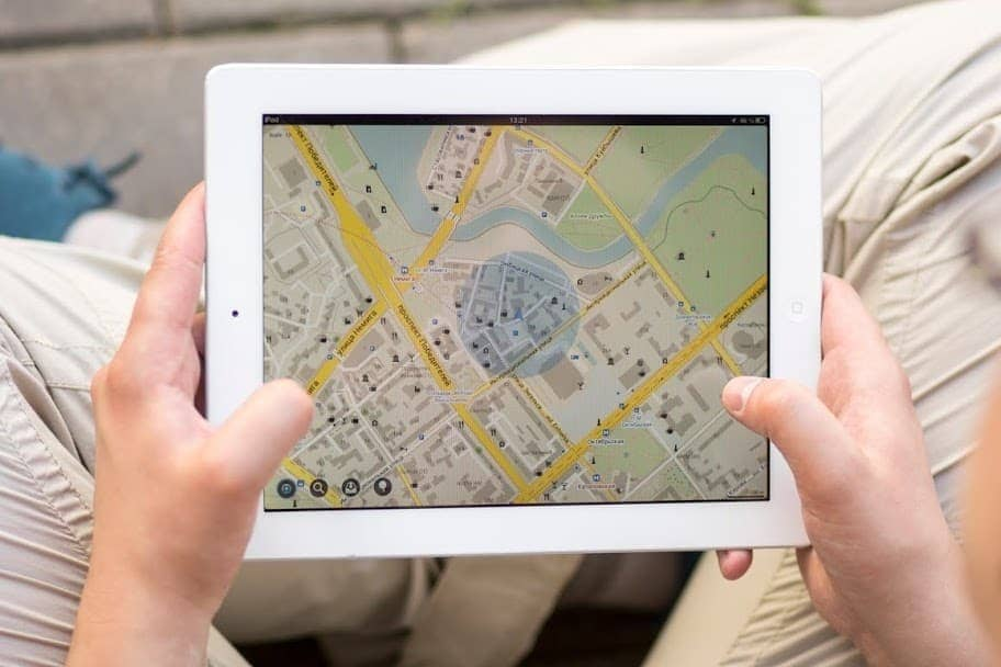 Maps With Me on Ipad review