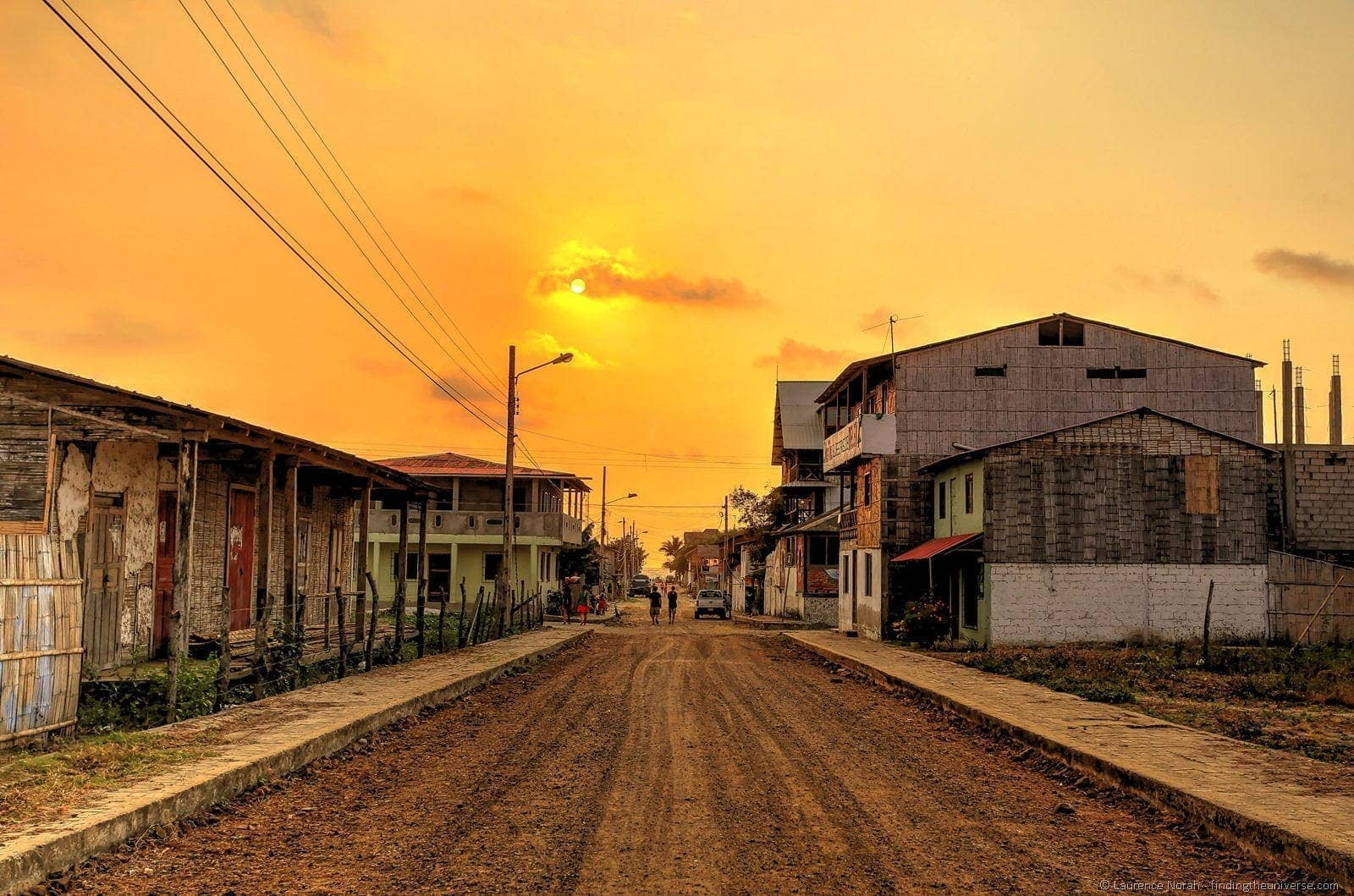 Streets of Canoa