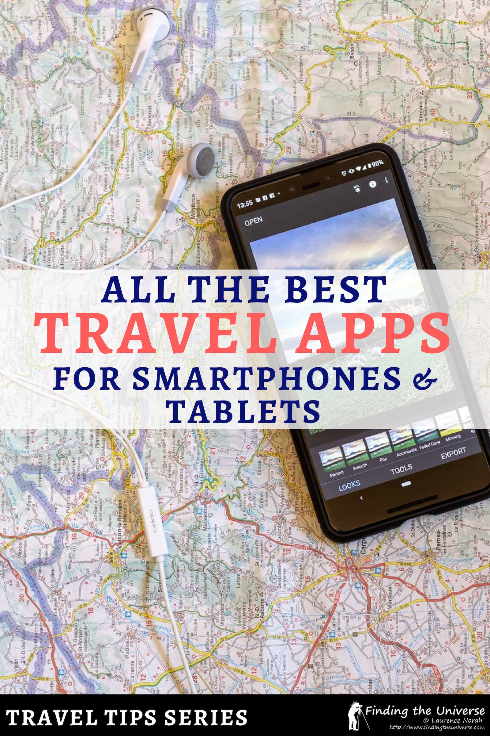 A guide to the best travel apps for smartphones and tablets #travel #technology #tips