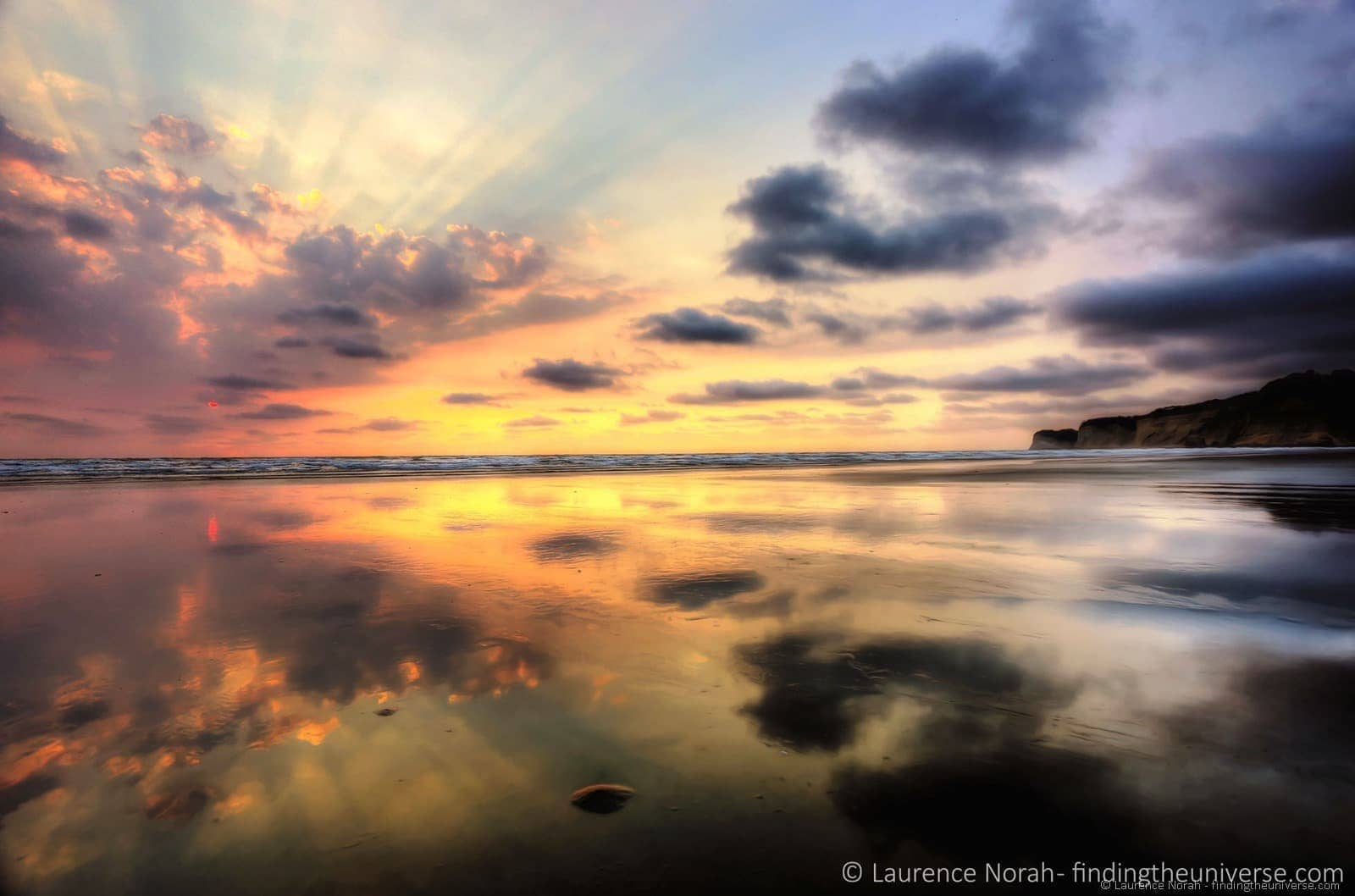 Canoa sunset 2 scaled