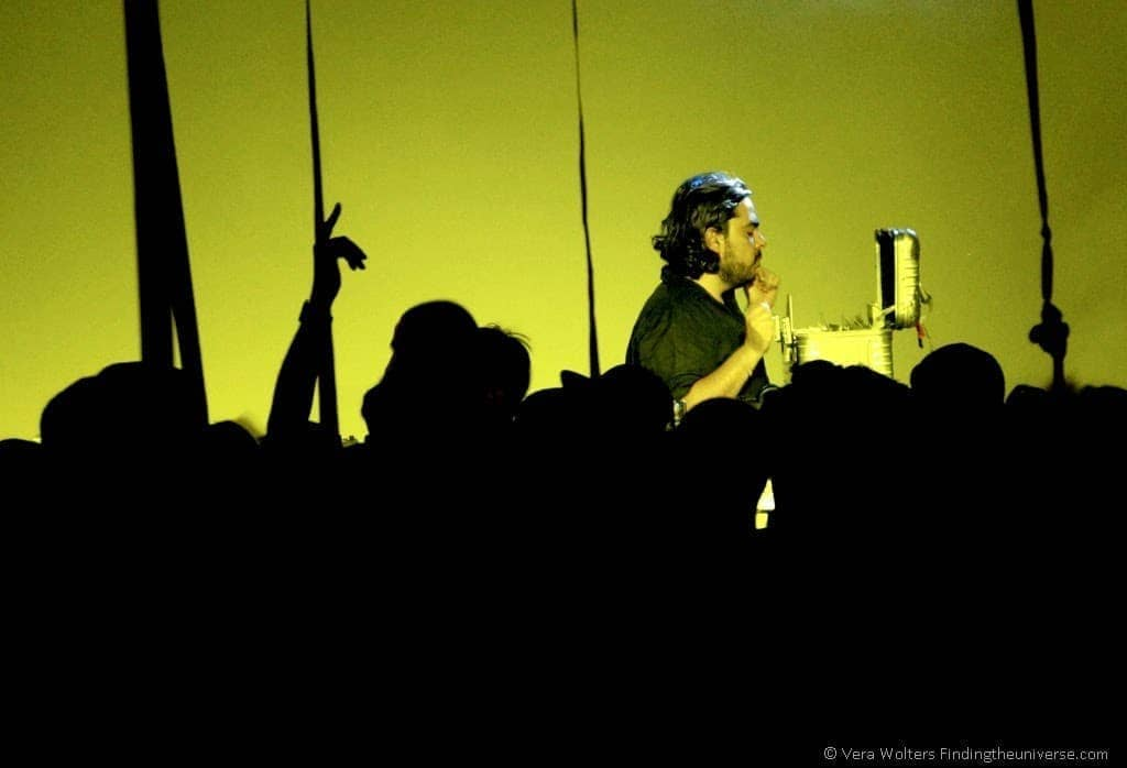 DJ Rebolledo at Malta Festival, Poznan, Poland