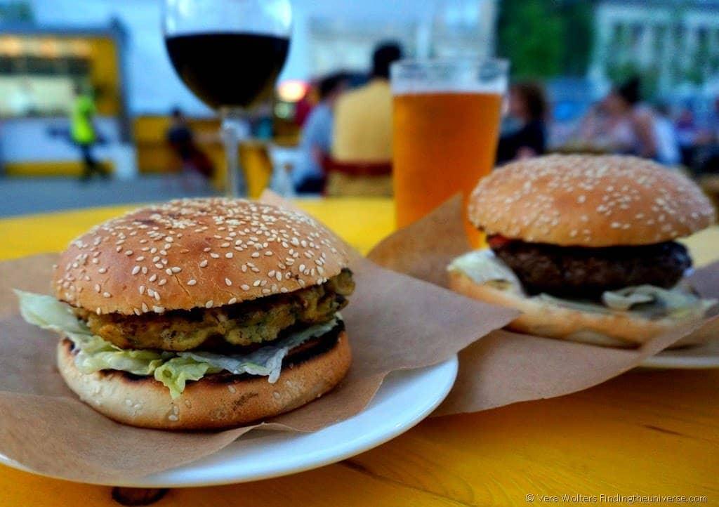 Veg&Reg! Burgertime at Malta Festival, Poznan, Poland