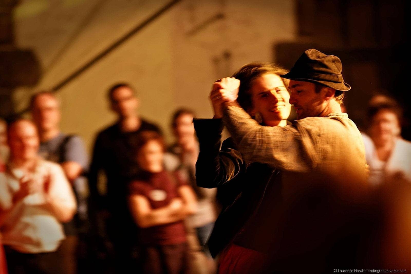 Ethno port festival dancing poznan poland