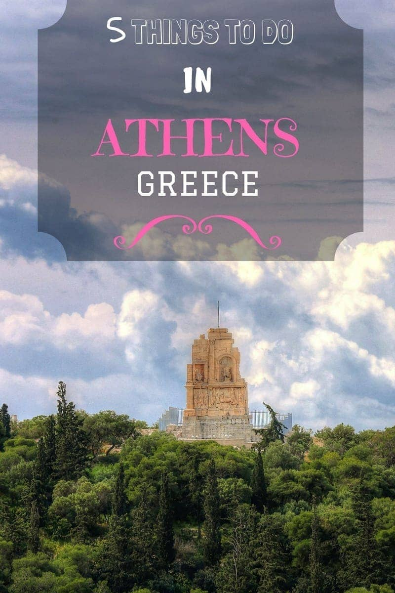 Tips for spending 1 day in Athens, plus tips for visiting Athens plus tips on how to get around and where to stay from an independent traveller's perspective.