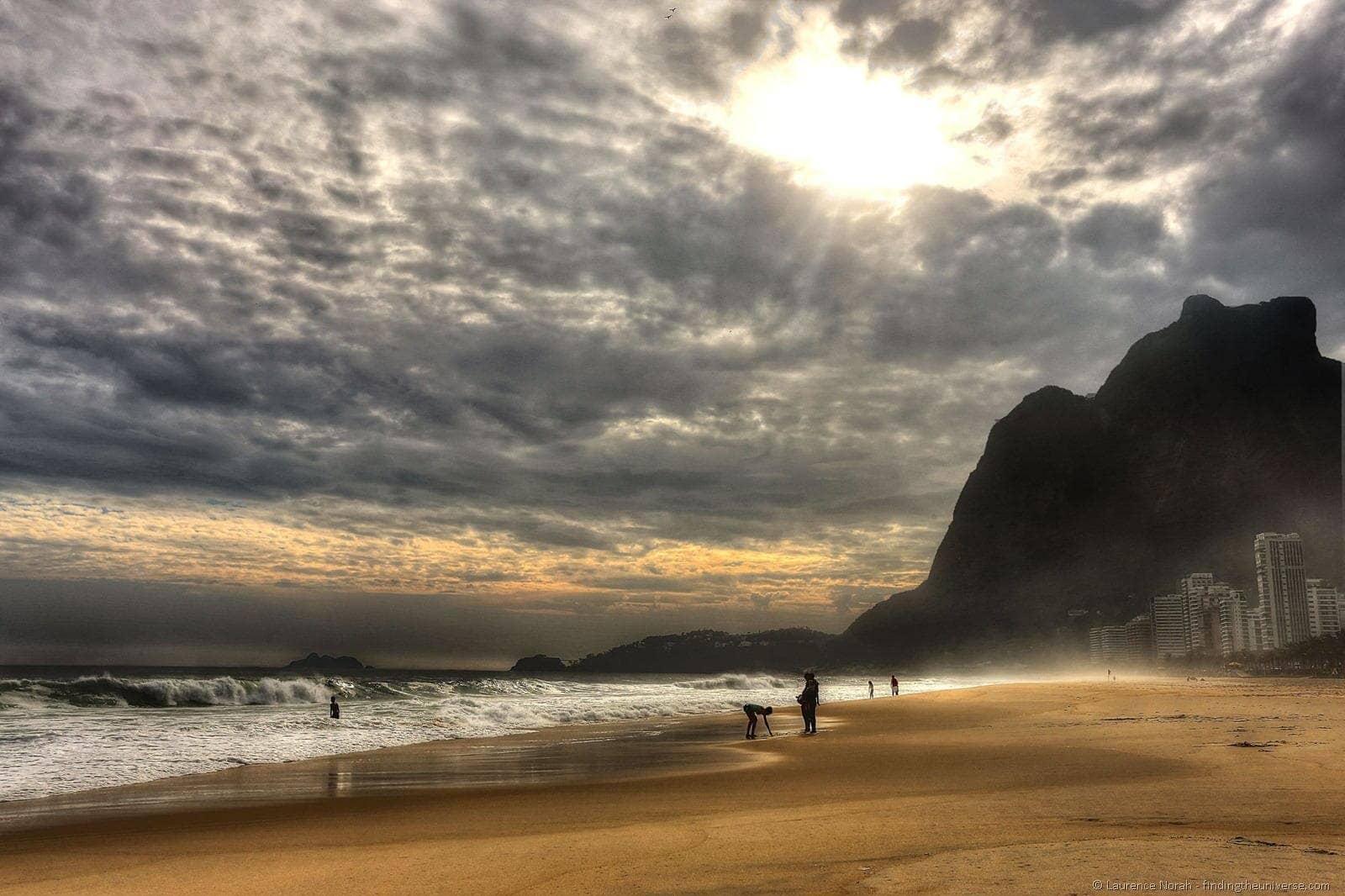 Sao conrado beach Rio Brazil 2 scaled