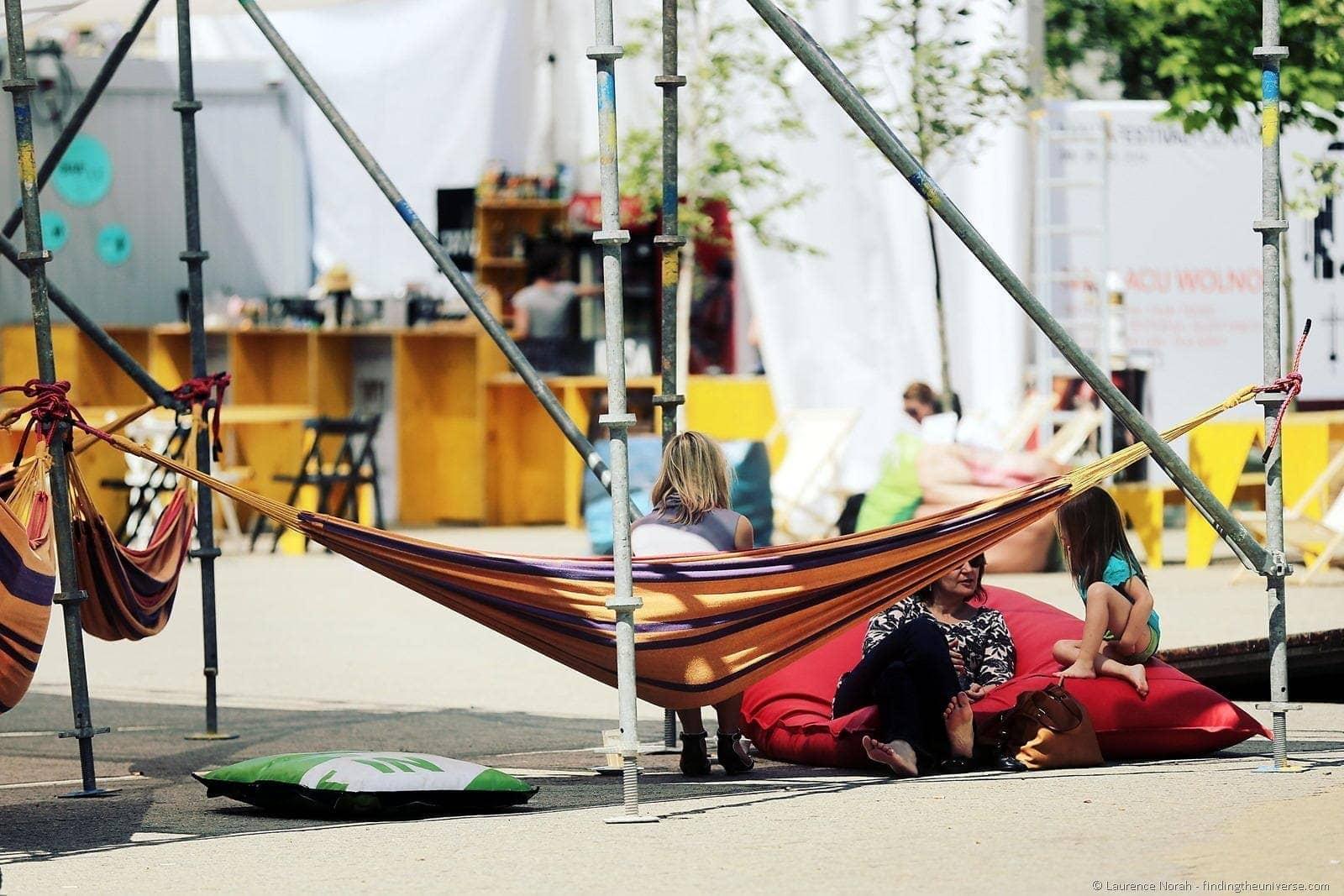 hammocks malta festival poznan poland