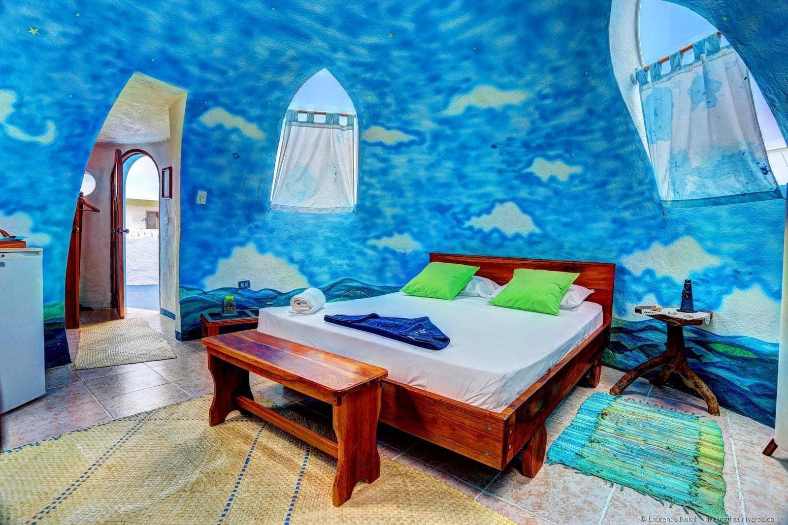 hotel cupola room san cristobal galapagos