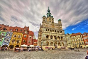 Seven Summer Festivals in Poznan