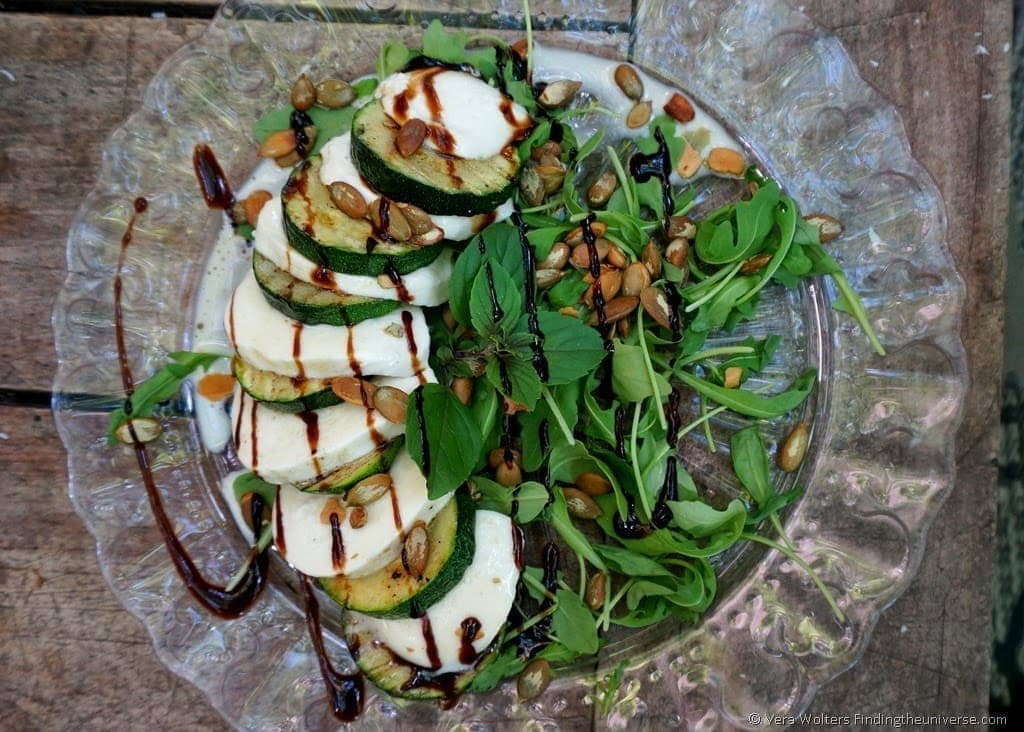 Summery Salad Poznan Poland