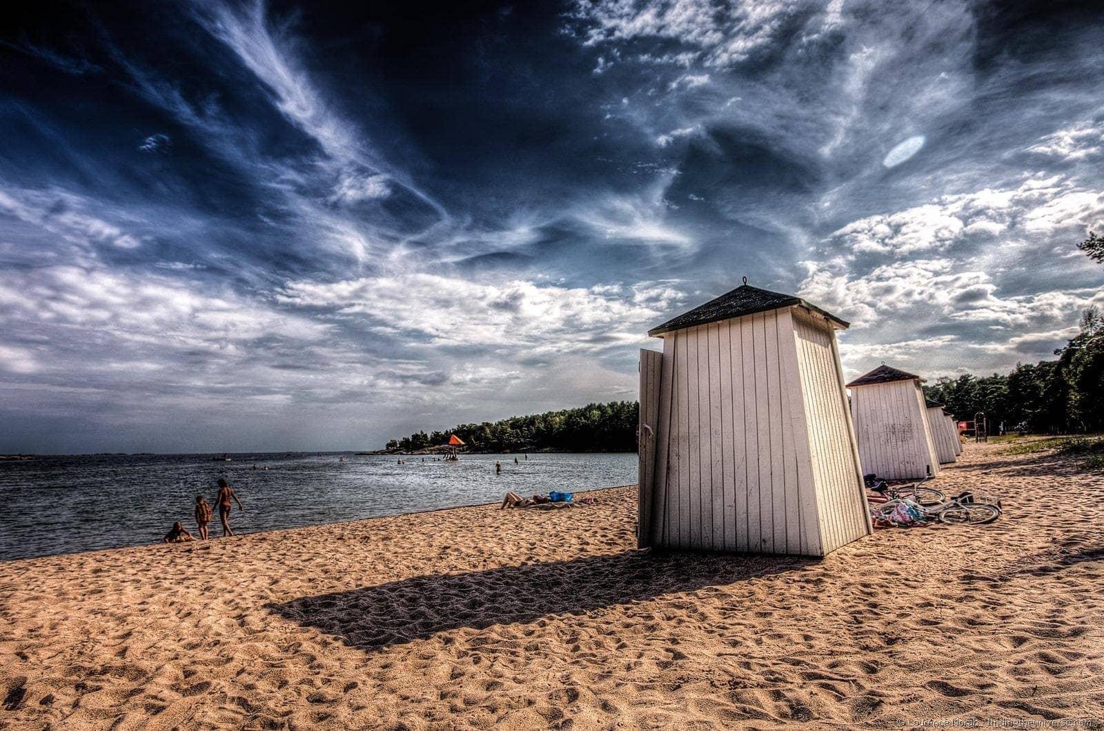 Hanko beach hut