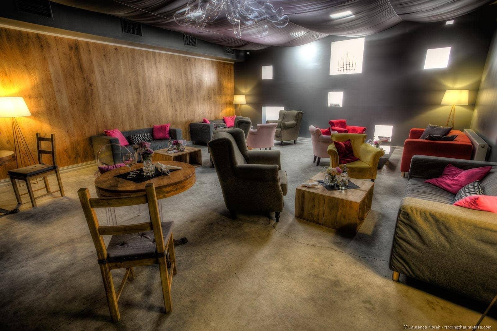 Momo restaurant poznan interior