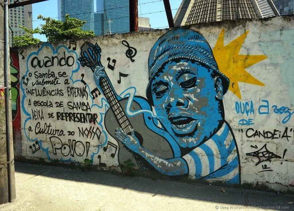 About the Samba - Rio de Janeiro, Brasil