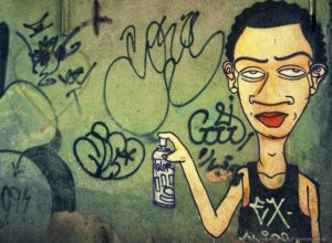 The Street Art of Rio de Janeiro