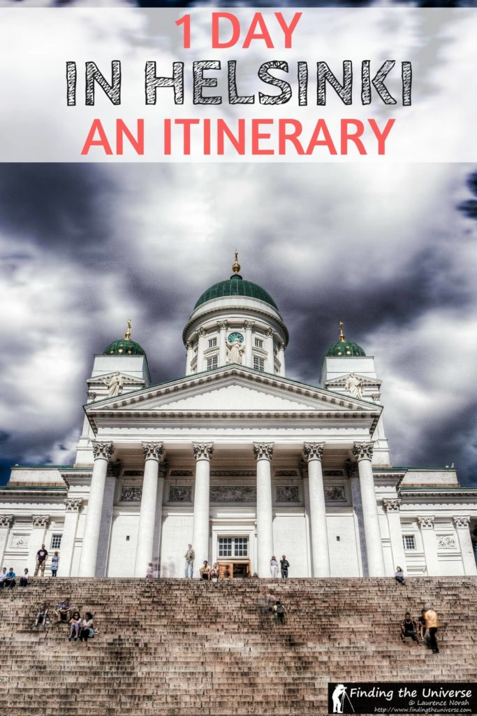 Ideas for spending 1 day in Helsinki, with a suggested itinerary including what to see, where to eat, and where to stay.