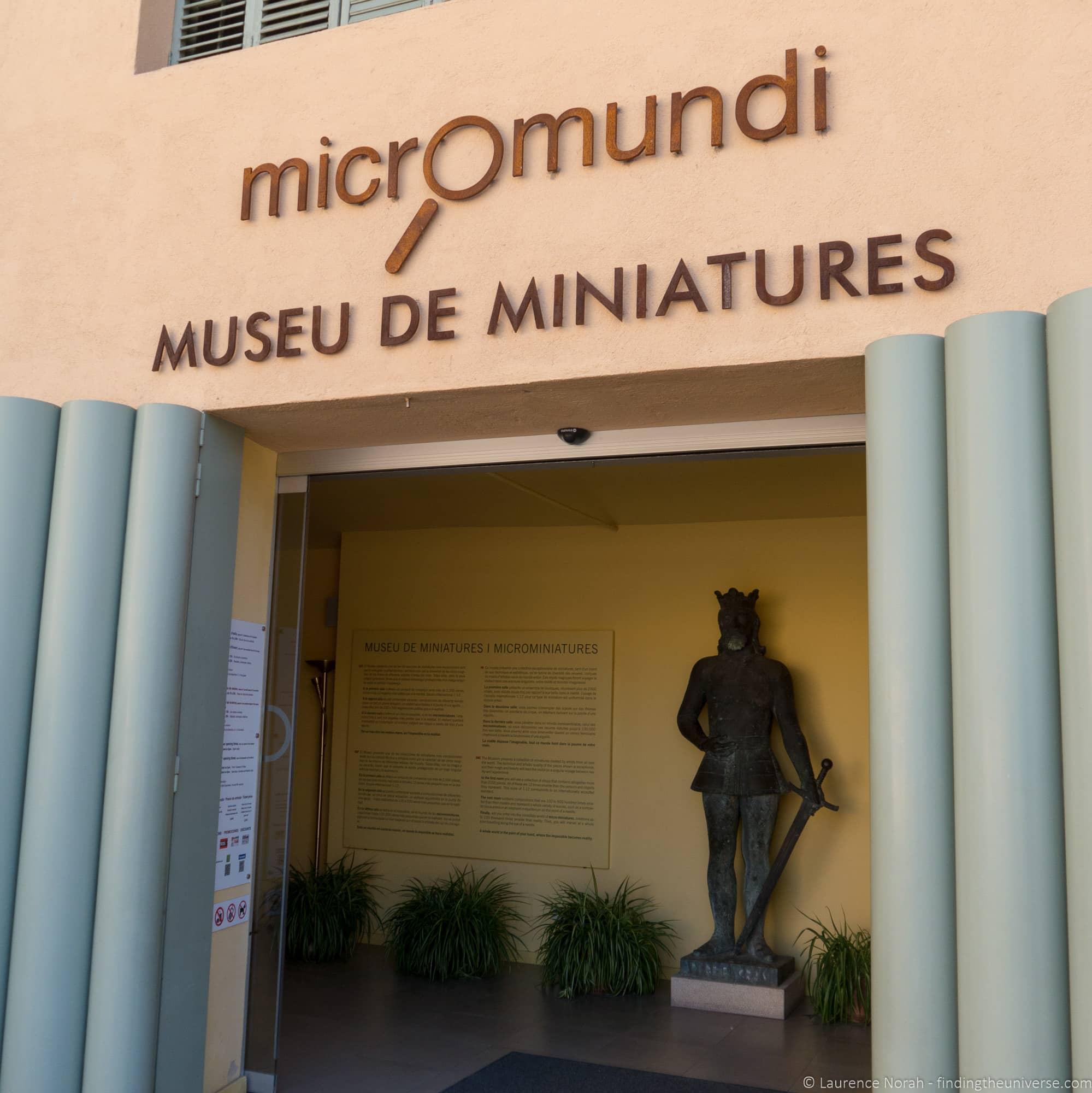 Miniature Museum Besalu