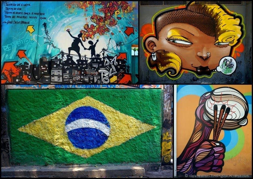 Collage Rio
