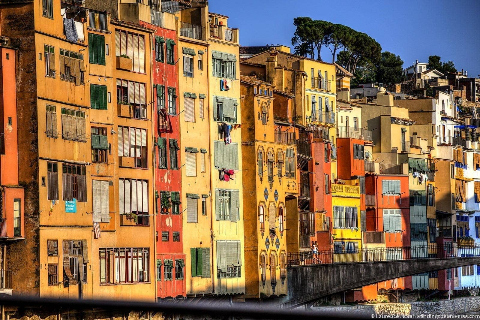 Colourful houses of Girona scaled