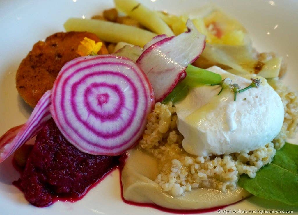 Fall Vegetables at Café Bras, Rodez, France