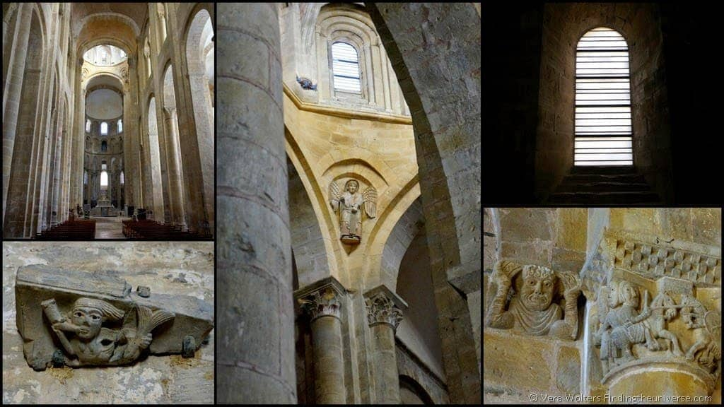 Abbey-Church Conques Inside