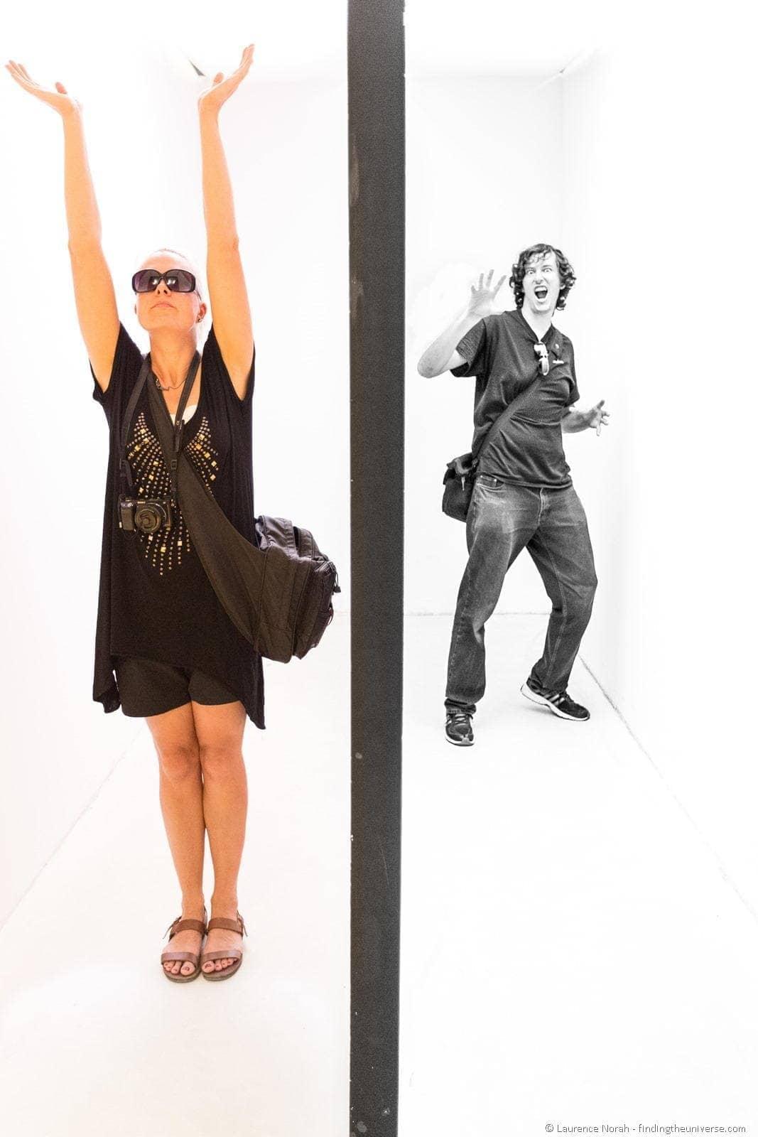 novecento museum milan modern art people dancing