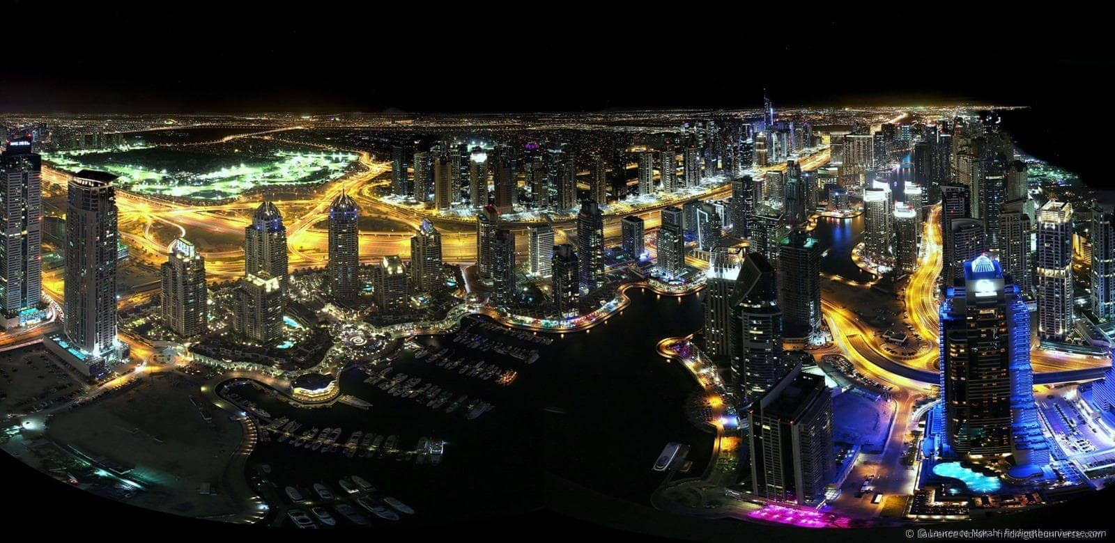 Dubai skyline scaled