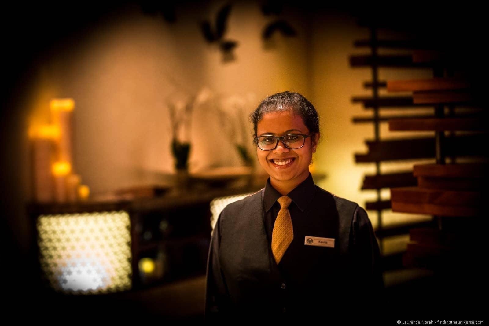 Kavita Shayan Restaurant Dubai