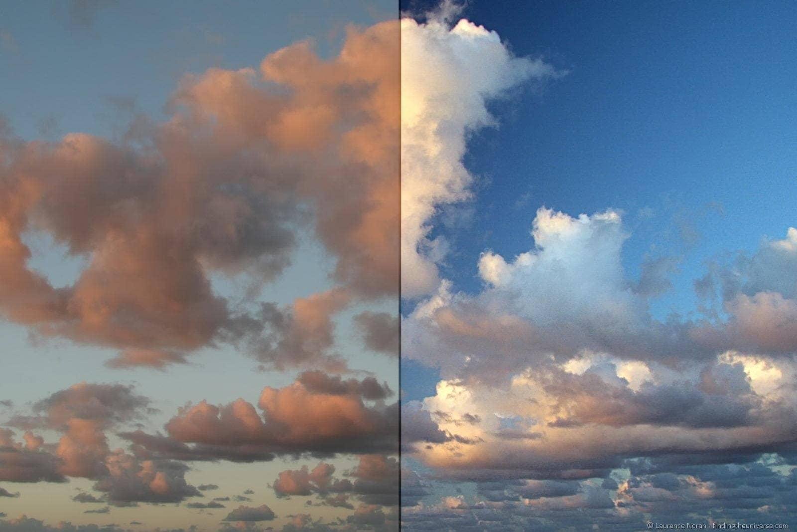 Polarised image example