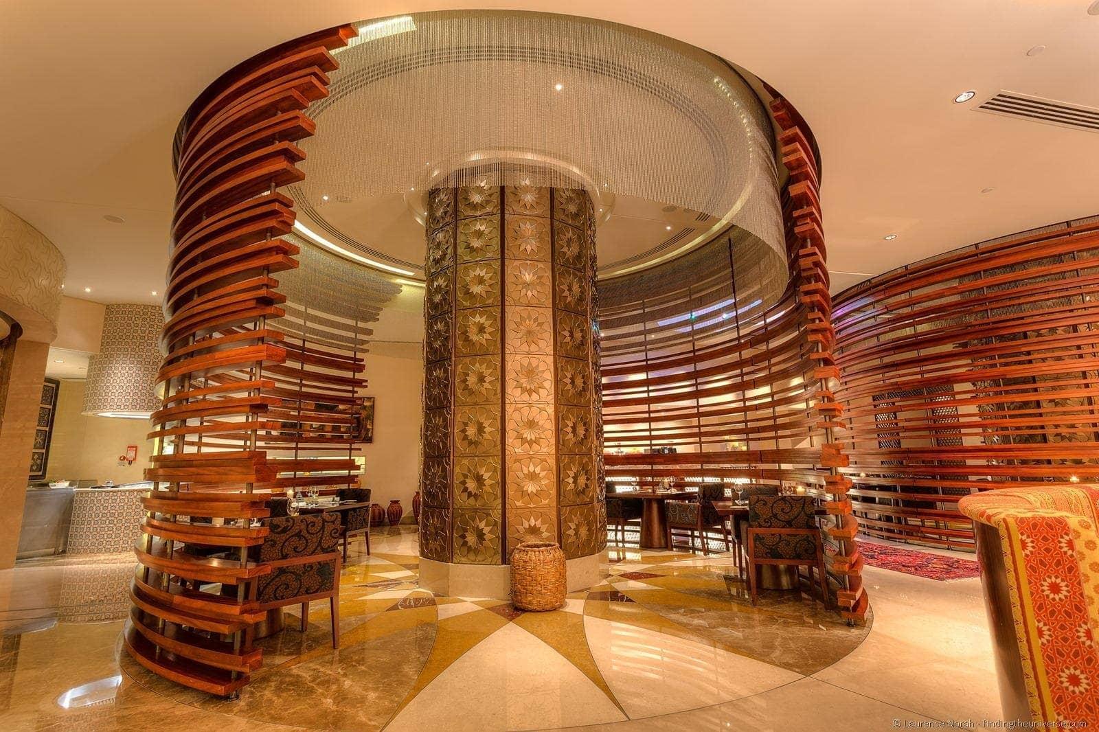 Shayan restaurant interior