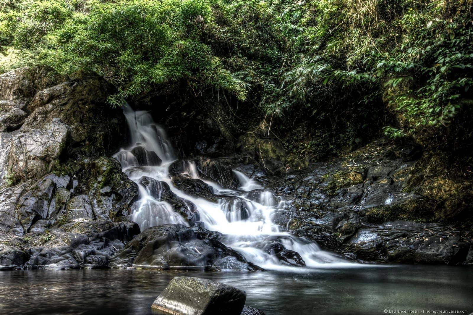 Waterfall Khao Sok