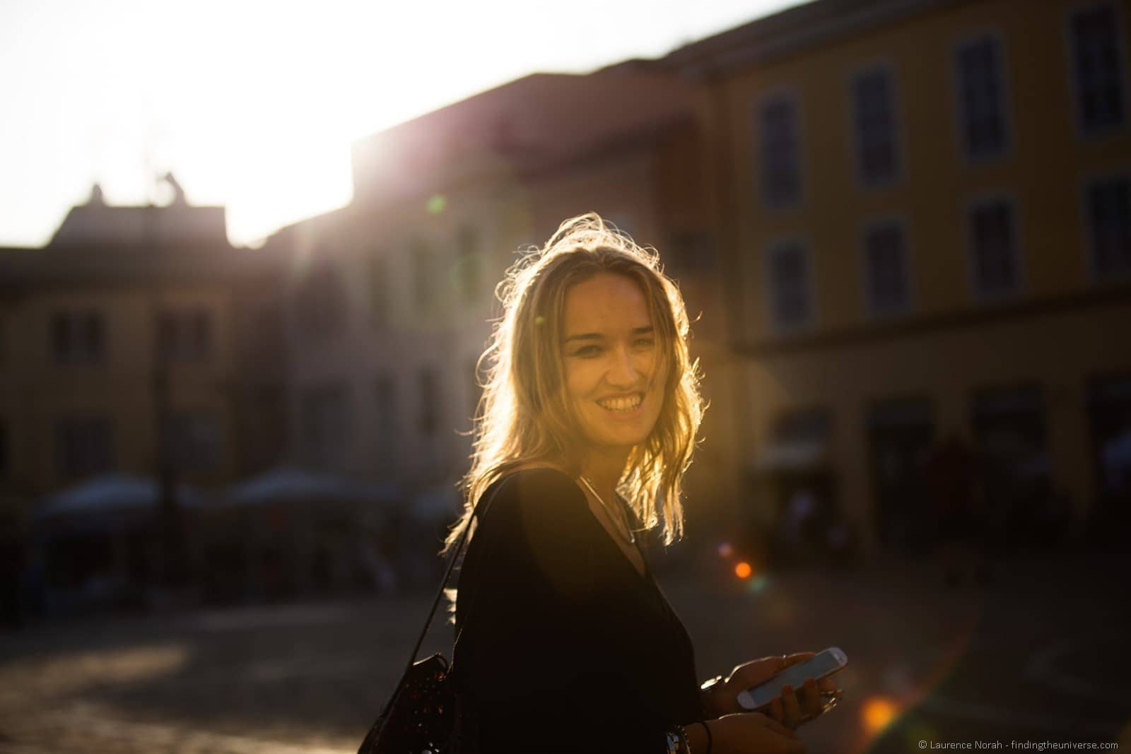 Girl in Fano Italy