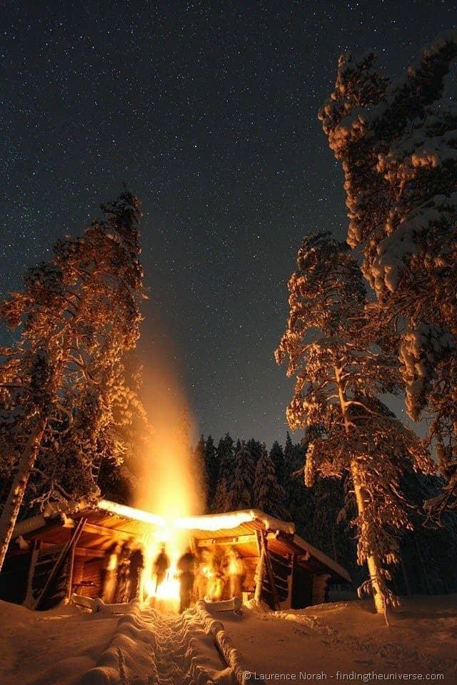 campfire stars finland