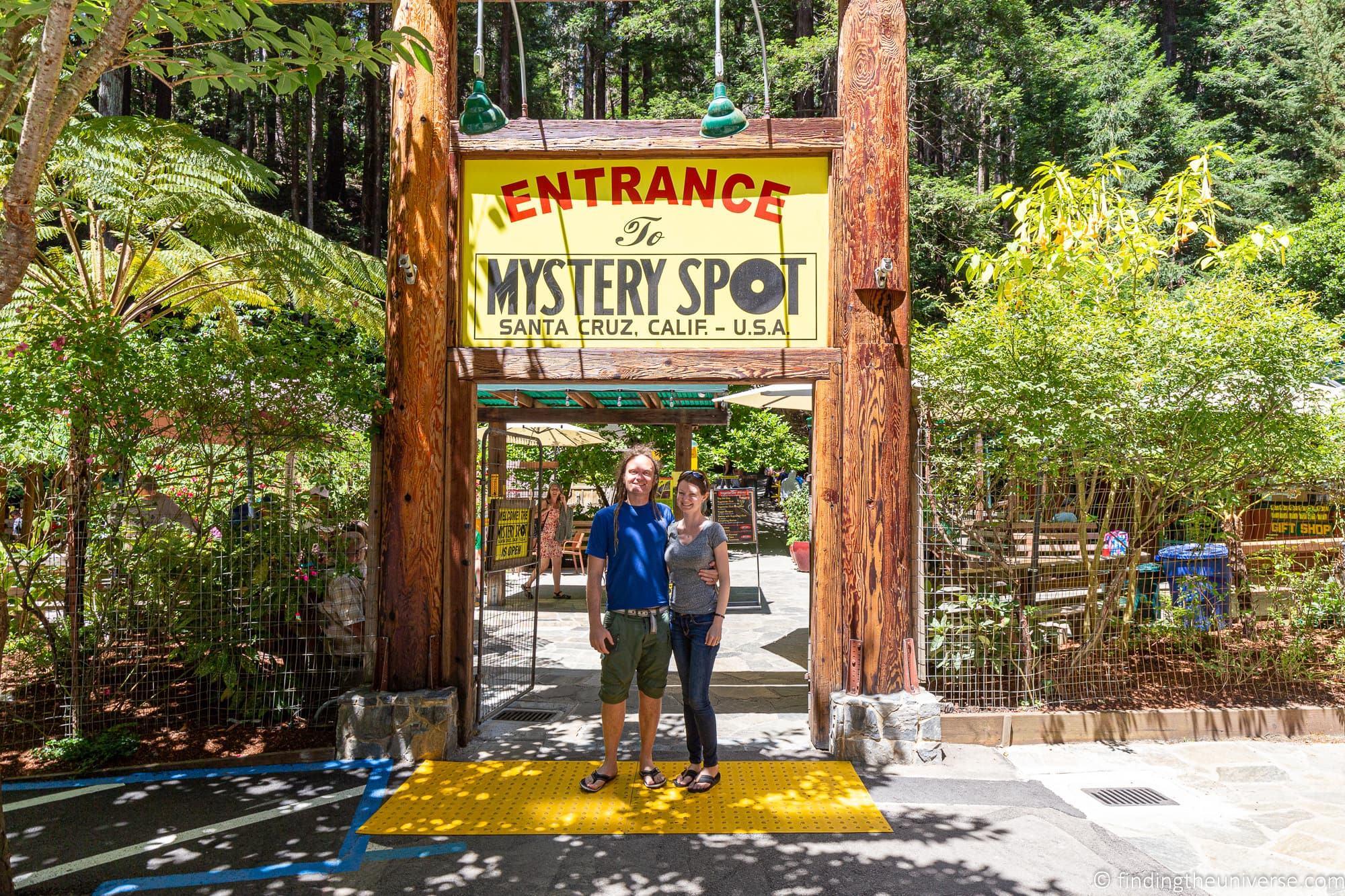 Mystery Spot Santa Cruz