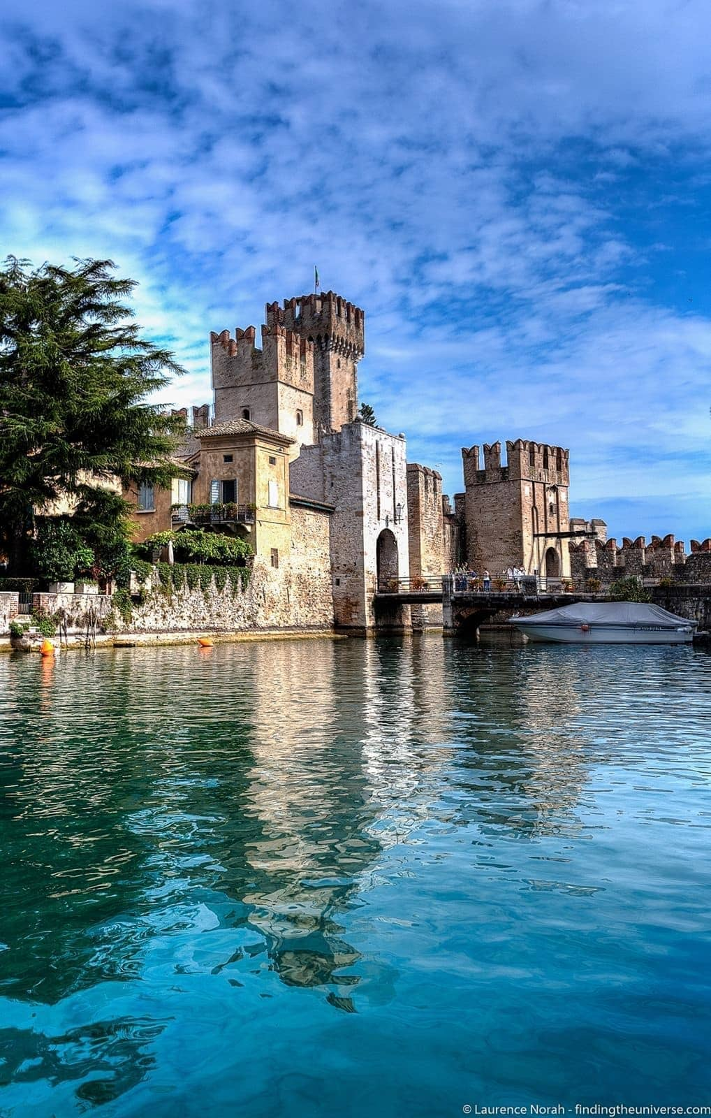 Sirmione castle Italy (1 of 1)