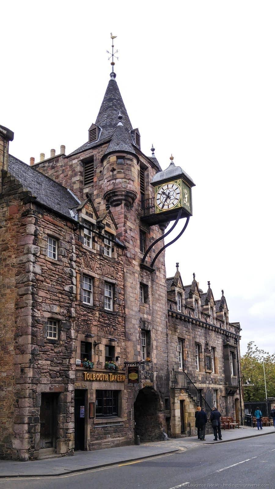 Pub in Scotland